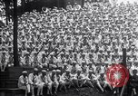 Image of Sailors in training Chicago Illinois USA, 1918, second 5 stock footage video 65675031677