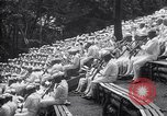 Image of Sailors in training Chicago Illinois USA, 1918, second 46 stock footage video 65675031677