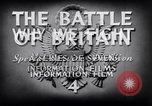 Image of Hitler planning invasion of England Paris France, 1940, second 15 stock footage video 65675031679