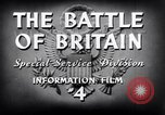 Image of Hitler planning invasion of England Paris France, 1940, second 16 stock footage video 65675031679