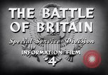 Image of Hitler planning invasion of England Paris France, 1940, second 19 stock footage video 65675031679