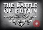 Image of Hitler planning invasion of England Paris France, 1940, second 21 stock footage video 65675031679