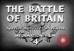 Image of Hitler planning invasion of England Paris France, 1940, second 22 stock footage video 65675031679