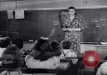 Image of civil defense Duck and Cover and fallout shelters United States USA, 1955, second 1 stock footage video 65675031693