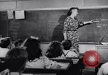 Image of civil defense Duck and Cover and fallout shelters United States USA, 1955, second 14 stock footage video 65675031693