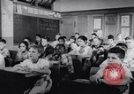 Image of civil defense Duck and Cover and fallout shelters United States USA, 1955, second 18 stock footage video 65675031693
