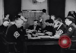 Image of civil defense Duck and Cover and fallout shelters United States USA, 1955, second 30 stock footage video 65675031693