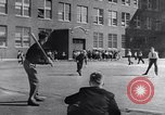 Image of civil defense Duck and Cover and fallout shelters United States USA, 1955, second 38 stock footage video 65675031693