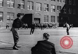 Image of civil defense Duck and Cover and fallout shelters United States USA, 1955, second 41 stock footage video 65675031693