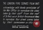 Image of Nazi incendiary air raid London England United Kingdom, 1940, second 13 stock footage video 65675031712