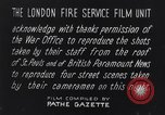 Image of Nazi incendiary air raid London England United Kingdom, 1940, second 14 stock footage video 65675031712