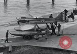 Image of Lieutenant D'Arcy Greig Calshot Southampton, 1929, second 30 stock footage video 65675031721