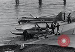 Image of Lieutenant D'Arcy Greig Calshot Southampton, 1929, second 32 stock footage video 65675031721
