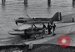 Image of Lieutenant D'Arcy Greig Calshot Southampton, 1929, second 34 stock footage video 65675031721