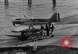 Image of Lieutenant D'Arcy Greig Calshot Southampton, 1929, second 35 stock footage video 65675031721
