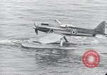 Image of Lieutenant D'Arcy Greig Calshot Southampton, 1929, second 37 stock footage video 65675031721