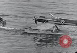 Image of Lieutenant D'Arcy Greig Calshot Southampton, 1929, second 38 stock footage video 65675031721