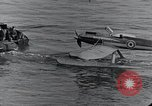 Image of Lieutenant D'Arcy Greig Calshot Southampton, 1929, second 39 stock footage video 65675031721