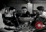 Image of American Trainees United States USA, 1945, second 33 stock footage video 65675031729