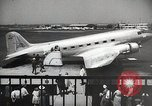 Image of luxury first class passenger airplane 1940s United States USA, 1945, second 3 stock footage video 65675031730