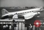 Image of luxury first class passenger airplane 1940s United States USA, 1945, second 5 stock footage video 65675031730