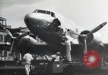 Image of luxury first class passenger airplane 1940s United States USA, 1945, second 6 stock footage video 65675031730