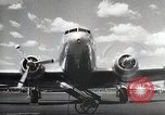 Image of luxury first class passenger airplane 1940s United States USA, 1945, second 15 stock footage video 65675031730
