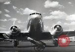 Image of luxury first class passenger airplane 1940s United States USA, 1945, second 16 stock footage video 65675031730