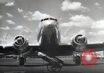 Image of luxury first class passenger airplane 1940s United States USA, 1945, second 17 stock footage video 65675031730