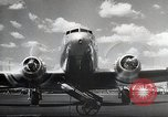 Image of luxury first class passenger airplane 1940s United States USA, 1945, second 18 stock footage video 65675031730