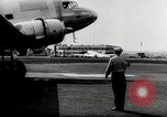 Image of luxury first class passenger airplane 1940s United States USA, 1945, second 19 stock footage video 65675031730