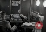 Image of luxury first class passenger airplane 1940s United States USA, 1945, second 51 stock footage video 65675031730