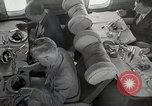 Image of luxury first class passenger airplane 1940s United States USA, 1945, second 59 stock footage video 65675031730