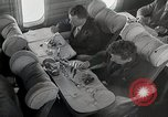 Image of luxury first class passenger airplane 1940s United States USA, 1945, second 62 stock footage video 65675031730