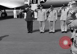 Image of General Thomas S Power Wiesbaden Germany, 1955, second 35 stock footage video 65675031765