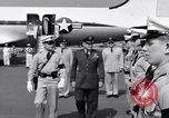 Image of General Thomas S Power Wiesbaden Germany, 1955, second 37 stock footage video 65675031765