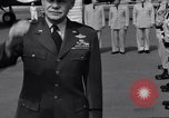Image of General Thomas S Power Wiesbaden Germany, 1955, second 44 stock footage video 65675031765