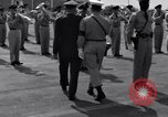 Image of General Thomas S Power Wiesbaden Germany, 1955, second 45 stock footage video 65675031765