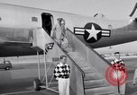Image of Alfred M Gruenther Wiesbaden Germany, 1955, second 4 stock footage video 65675031766