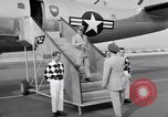 Image of Alfred M Gruenther Wiesbaden Germany, 1955, second 6 stock footage video 65675031766