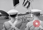 Image of Alfred M Gruenther Wiesbaden Germany, 1955, second 23 stock footage video 65675031766