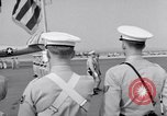 Image of Alfred M Gruenther Wiesbaden Germany, 1955, second 28 stock footage video 65675031766