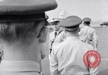 Image of Alfred M Gruenther Wiesbaden Germany, 1955, second 38 stock footage video 65675031766