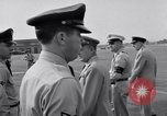 Image of Alfred M Gruenther Wiesbaden Germany, 1955, second 47 stock footage video 65675031766