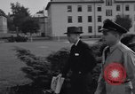Image of Charles R Deane Wiesbaden Germany, 1955, second 9 stock footage video 65675031767