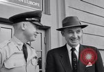 Image of Charles R Deane Wiesbaden Germany, 1955, second 26 stock footage video 65675031767