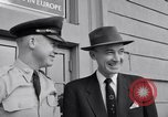 Image of Charles R Deane Wiesbaden Germany, 1955, second 27 stock footage video 65675031767