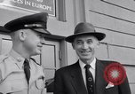 Image of Charles R Deane Wiesbaden Germany, 1955, second 29 stock footage video 65675031767