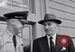 Image of Charles R Deane Wiesbaden Germany, 1955, second 30 stock footage video 65675031767