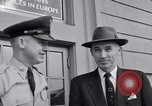 Image of Charles R Deane Wiesbaden Germany, 1955, second 31 stock footage video 65675031767